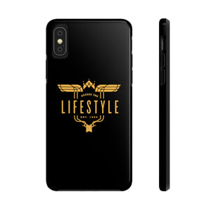 Lifestyle Tough Phone Cases