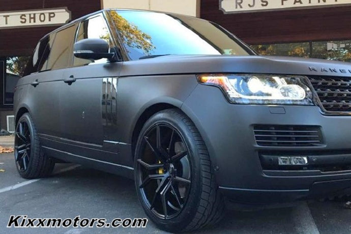 Project Range Rover Sport