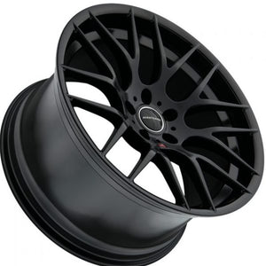 19x9 Avant Garde M359 Black concave wheels Rims by https://www.kixxmotorsports.com.