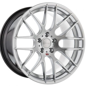 "19"" Avant Garde M359 Silver concave wheels by www.kixxmotorsports.com. For BMW."