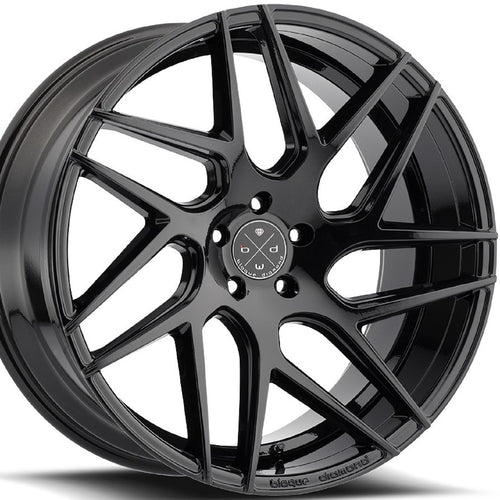 20 Blaque Diamond BD3 Gloss Black concave wheels rims by KIXX Motorsports https://www.kixxmotorsports.com/products/20-full-staggered-set-blaque-diamond-bd-3-20x9-20x10-5-gloss-black-wheels
