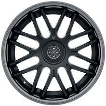 22x10.5 Blaque Diamond BD27 Black concave wheels rims by Kixx Motorsports https://www.kixxmotorsports.com 4