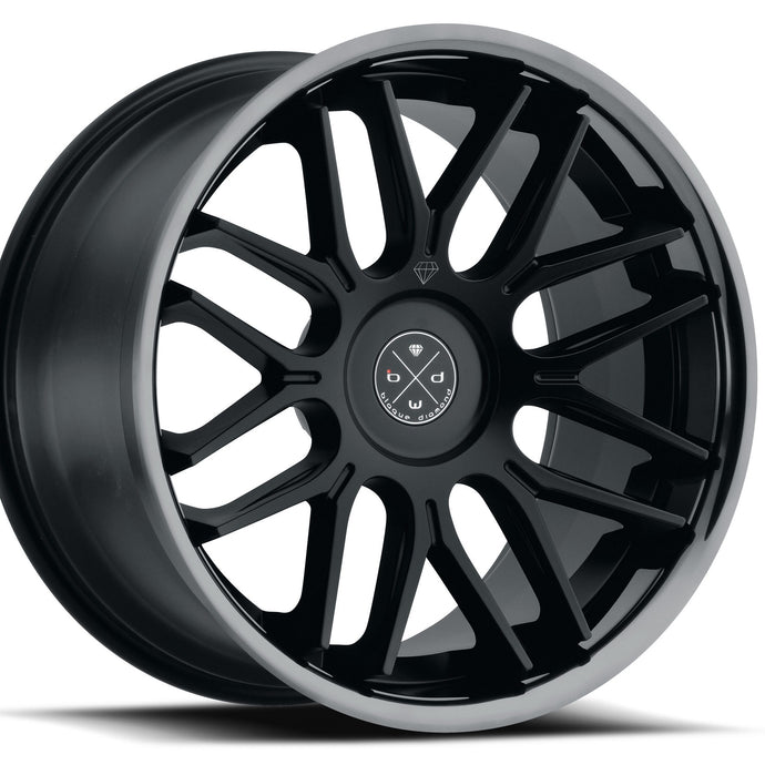 20x9 Blaque Diamond BD27 Black concave  wheels rims by Kixx Motorsports https://www.kixxmotorsports.com 1