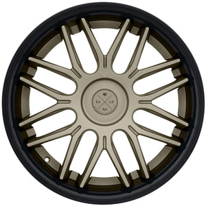 20x10 Blaque Diamond BD-27 Bronze concave wheels rims by Kixx Motorsports https://www.kixxmotorsports.com 3