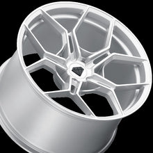 20x9 20x11 Blaque Diamond BD-F25 Forged Silver Concave Staggered Wheels Rims on sale. By Kixx Motorsports www.kixxmotorsports.com 949-610-6491 . A