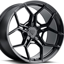 22 inch Blaque Diamond BD-F25 22x10.5 22x12 Forged Gloss Black Concave Staggered Wheels Rims . By Kixx Motorsports www.kixxmotorsports.com .