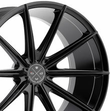 "22x10.5"" Blaque Diamond BD11 Black Concave wheels rims by KIXX Motorsports https://www.kixxmotorsports.com/products/22x10-5-blaque-diamond-bd-11-gloss-black-wheel"