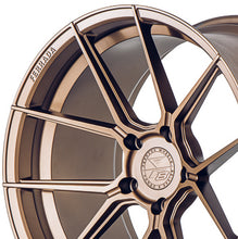 Ferrada Forge-8 FR8 Bronze concave wheels rims by Authorized Ferrada Wheel Dealer KIXX Motorsports https://www.kixxmotorsports.com/products/20x10-5-ferrada-f8-fr8-matte-bronze-forged-wheel