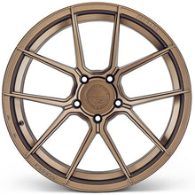 "20"" Ferrada Forge-8 FR8 Bronze concave wheels rims by Authorized Ferrada Wheel Dealer KIXX Motorsports https://www.kixxmotorsports.com/products/20x10-5-ferrada-f8-fr8-matte-bronze-forged-wheel"