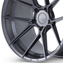 "20"" Ferrada FR8 Graphite/Gunmetal concave wheels rims by Authorized Dealer KIXX Motorsports https://www.kixxmotorsports.com/products/20-full-staggered-set-ferrada-f8-fr8-20x10-20x11-5-graphite-forged-wheels"