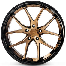 Ferrada RF2 Bronze concave wheels rims https://www.kixxmotorsports.com/products/19-full-staggered-set-ferrada-fr2-19x8-5-19x10-5-matte-bronze-w-gloss-black-lip-wheels
