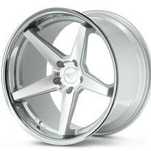 20x10.5 Ferrada FR3 Silver concave wheels rims by KIXX Motorsports https://www.kixxmotorsports.com/products/20x10-5-ferrada-fr3-machine-silver-w-chrome-lip-wheel