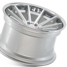 20x10.5 Ferrada FR4 Silver concave wheels by Kixx Motorsports https://www.kixxmotorsports.com/products/20x10-5-ferrada-fr4-machine-silver-w-chrome-lip-wheel