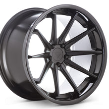 19x9.5 Ferrada FR4 Black concave wheels by Authorized Dealer Kixx Motorsports https://www.kixxmotorsports.com/products/19x9-5-ferrada-fr4-matte-black-w-gloss-black-lip-wheel