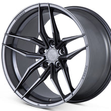 "20"" Ferrada F8-FR5 Graphite concave wheels rims by KIXX Motorsports https://www.kixxmotorsports.com/products/20-full-staggered-set-ferrada-f8-fr5-20x9-20x11-graphite-wheels"