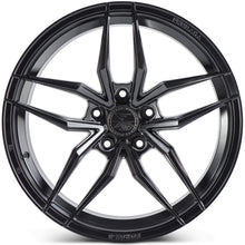 "20"" Ferrada F8 FR5 Black concave wheels rims by Authorized Dealer Kixx Motorsports https://www.kixxmotorsports.com 6"