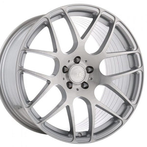 "19"" Avant Garde M610 Forged Silver concave wheels rims by KIXX Motorsports https://www.kixxmotorsports.com"