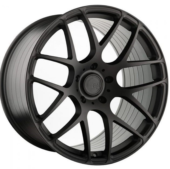 20x8.5 20x10 Avant Garde M610 Forged Black concave staggered wheels rims by KIXX Motorsports https://www.kixxmotorsports.com