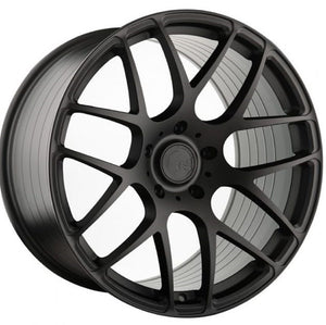 20x9 20x10 Avant Garde AG M610 forged  Black concave staggered wheels rims, Fits Ford Mustang by KIXX Motorsports https://www.kixxmotorsports.com