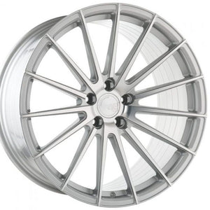 20x8.5 20x10 Avant Garde AG M615 forged Silver concave staggered wheels rims by KIXX Motorsports https://www.kixxmotorsports.com