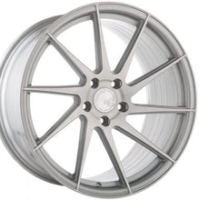 "19"" Avant Garde M621 Forged Silver concave wheels. Staggered rims by KIXX Motorsports https://www.kixxmotorsports.com"
