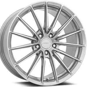 20x10.5 20x12 MRR FS02 Silver forged concave wheels rims for Nissan GTR by Kixx Motorsports https://www.kixxmotorsports.com 4