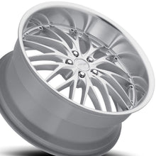 "20"" MRR GT1 Silver Concave Staggered Wheels by Kixx Motorsports https://www.kixxmotorsports.com 7"