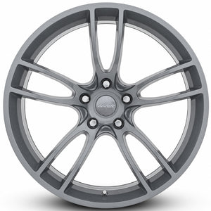 MRR M600 Gunmetal Wheels Rims 19x10 19x11 for Ford Mustang by Kixx Motorsports https://www.kixxmotorsports.com 2