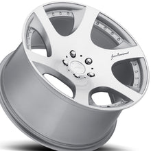 "20"" MRR VP3 Silver concave staggered wheels by Kixx Motorsports https://www.kixxmotorsports.com 8"