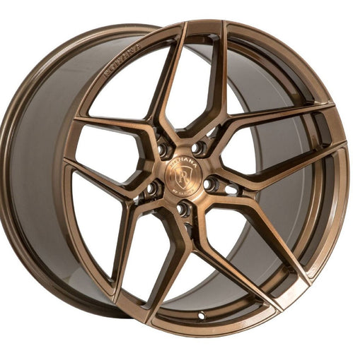 20x10 20x11 Rohana RFX11 Bronze concave wheels by Authorized Dealer Kixx Motorsports. https://www.kixxmotorsports.com