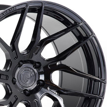 "20"" Rohana RFX7 Black Concave Rotary Forged Wheels by www.kixxmotors.com Authorized Dealer"