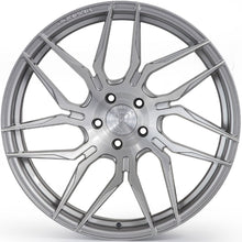 20x10 Rohana RFX7 Brushed Titanium/Silver Concave Rotary Forged Wheels by KIXX Motorsports Authorized Dealer