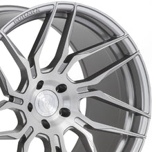 19x9.5 Rohana RFX7 Brushed Titanium/Silver Rotary Forged Concave Wheels by Authroized Dealer KIXX Motorsports https://www.kixxmotorsports.com/products/19x9-5-rohana-rfx7-brushed-titanium-wheel-rotary-forged