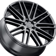 24x10 Redbourne Royalty Gloss Black wheels custom rims for Land Rover Range Rover Sport, HSE, LR3, LR4. By Kixx Motorsports https://www.kixxmotorsports.com/products/24x10-redbourne-royalty-gloss-black-wheel