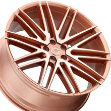 22x10.5 Redbourne Royalty Rose Gold wheels custom rims for Land Rover Range Rover Sport, HSE, LR3, LR4. https://www.kixxmotorsports.com/products/22x10-5-redbourne-royalty-rose-gold-wheel