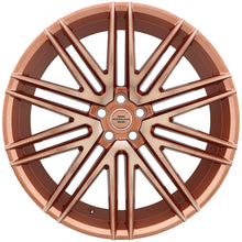 22 inch Redbourne Royalty Rose Gold wheels custom rims for Land Rover Range Rover Sport, HSE, LR3, LR4. https://www.kixxmotorsports.com/products/22x10-5-redbourne-royalty-rose-gold-wheel
