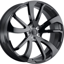 22 inch Redbourne Vincent Black Concave Wheels rims for Range Rover Sport, HSE, LR3, LR4. By Kixx Motorsports https://www.kixxmotorsports.com/products/22x10-5-redbourne-vincent-gloss-black-wheel