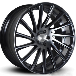 Road Force RF16 Concave gunmetal wheels by Kixx Motorsports https://www.kixxmotorsports.com