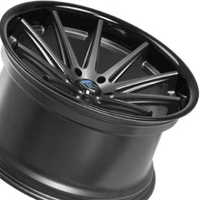 20x11 Rohana RC10 Graphite with Black Lip concave wheels rims for Audi A5 S5 by Kixx Motorsports https://www.kixxmotorsports.com/products/20x11-rohana-rc10-matte-graphite-w-gloss-black-lip-wheel 5