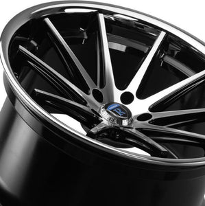 Rohana RC10 Machine Black Concave Wheels https://www.kixxmotorsports.com/products/19x8-5-rohana-rc10-black-machined-wheel
