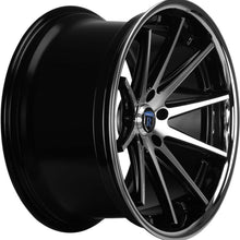 Rohana RC10 Black/Silver Machined wheels https://www.kixxmotorsports.com/products/19-full-staggered-rohana-rc10-19x8-5-19x9-5-black-machined-w-chrome-lip-concave-wheels