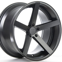 20x11 Rohana RC22 Gunmetal Graphite Concave wheels for Audi A5 S5 by Kixx Motorsports https://www.kixxmotorsports.com/products/20x11-rohana-rc22-matte-graphite-concave-wheel 1