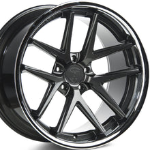Rohana RC9 Gunmetal/Graphite Wheels Rims https://www.kixxmotorsports.com/products/19-full-staggered-rohana-rc9-19x8-5-19x11-gloss-graphite-w-chrome-lip-concave-wheels