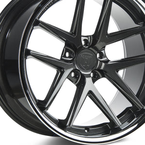 FREE Shipping/ FREE Lugs https://www.kixxmotorsports.com/products/19-full-staggered-rohana-rc9-19x8-5-19x9-5-gloss-graphite-w-chrome-lip-concave-wheels