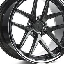 Rohana RC9 Gunmetal/Graphite Wheels Rims https://www.kixxmotorsports.com/products/19x8-5-rohana-rc9-gloss-graphite-w-chrome-lip-wheel