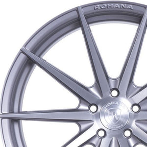 20x10 20x11 Rohana RF1 Brushed Titanium Forged Concave Wheels Rims by Authroized Dealer KIXX Motorsports https://www.kixxmotorsports.com/products/20-full-staggered-set-rohana-rf1-20x10-20x12-brushed-titanium-wheels-rotory-forged