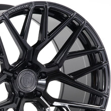 20x11 Rohana RFX10 Gloss Black Concave Wheels by KIXX Motorsports - Authorized Dealer