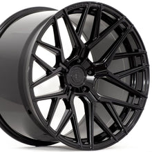"19"" Rohana RFX10 Gloss Black Forged Concave Wheels by Kixx Motorsports https://www.kixxmotorsports.com 3"