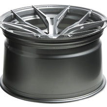 20x8.5 20x10 Rohana RFX5 Brushed Titanium Forged Concave Wheels Rims are on Sale at KIXX Motorsports www.kixxmotors.com