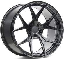 "20"" Rohana RFX5 Black Concave Wheels https://www.kixxmotorsports.com/products/20-full-staggered-set-rohana-rfx5-20x8-5-20x10-matte-black-wheels-rotary-forged"